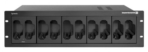 Beyerdynamic SYNEXIS-C-10 Charging Unit for TP/RP Transmitters/Receivers, 10 slots SYNEXIS-C-10