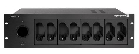 Beyerdynamic SYNEXIS-C-8 Charging Unit for TP/RP Transmitters/Receivers, 8 Slots SYNEXIS-C-8