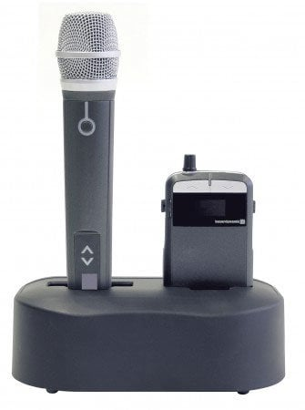 Beyerdynamic SYNEXIS-CHP Desktop Charger for 2 TH, TP or RP Transmitters/Receviers SYNEXIS-CHP