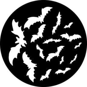 Rosco Laboratories 76582 Bat Breakup Gobo 76582