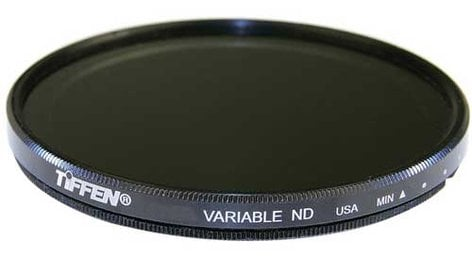 Tiffen 58VND Filter,58MM Variable ND  58VND