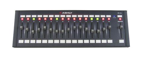 Ashly FR-16 Network Fader Remote Control, 16 Channel FR-16