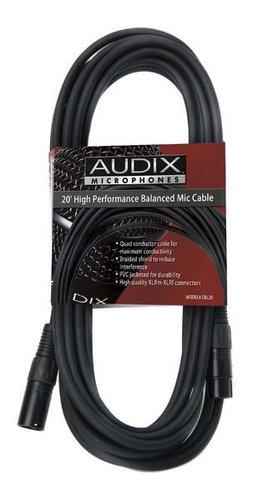 Audix CBL-20 Mic Cable, 20ft  CBL-20