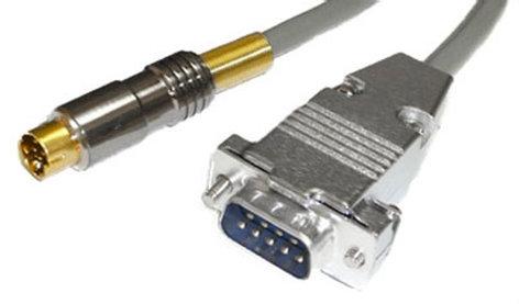 Comprehensive VISCA-9P-25 Camera Control Cable 9M-8 Pin, 25ft VISCA-9P-25