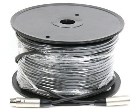 Datavideo Corporation CB-4 Cable, 5-pin for Intercom & Tally, 164ft CB-4