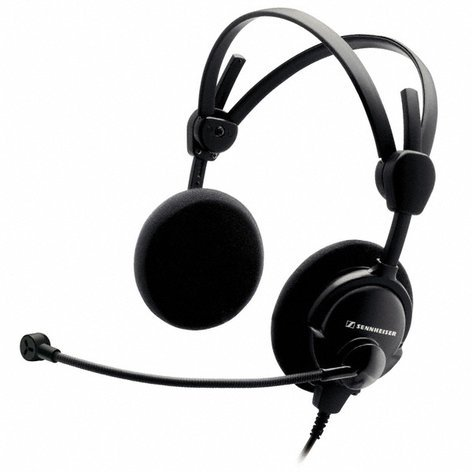 Sennheiser HMD 46-31 Lightweight Boomset with Cable HMD46-31