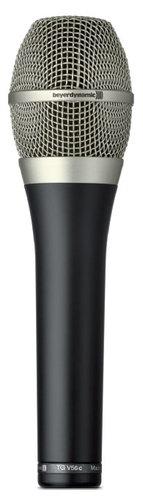 Beyerdynamic TG V56c Handheld Vocal Cardioid Condenser Microphone TG-V56C