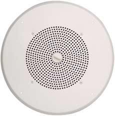 Bogen Communications ASUG1/DK Powered Speaker w/Detachable Front Volume Knob ASUG1/DK