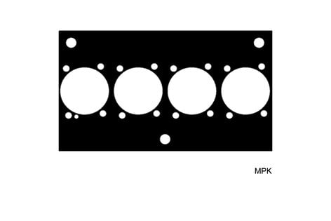 Mystery Electronics MPK ModuLine Insert Panel Punched for 4x Neutrik D/Switchcraft D3F Connectors MPK