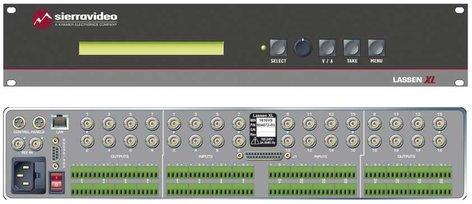 Sierra Video Systems 3216V3SRXL Switcher 32x16 Stereo RPS  3216V3SRXL