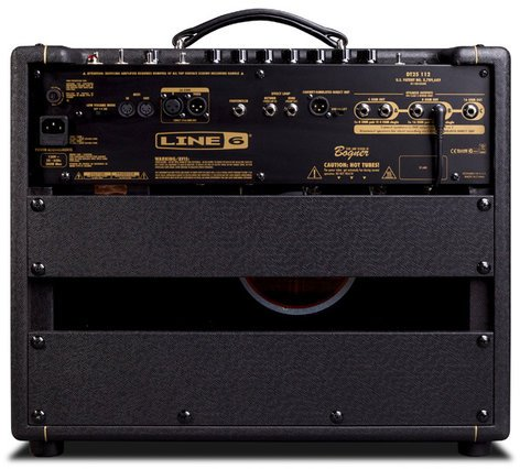 "Line 6 DT25 112 25W 1x12"" Tube Combo Amplifier DT25"