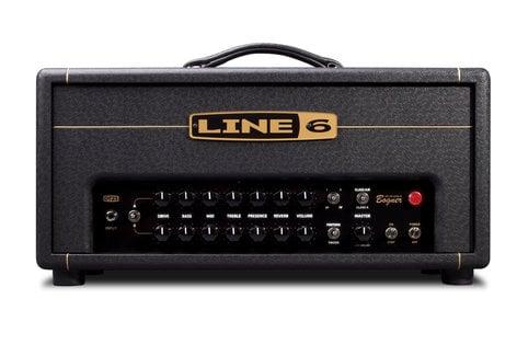 Line 6 DT25 25W 2 Channel Tube Guitar Amplifier Head DT25-HEAD