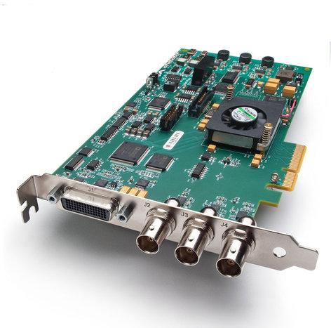 AJA Video Systems Inc KONA LHe Plus PCIe 4-lane Video Capture Card for MAC/PC KONA-LHE-PLUS