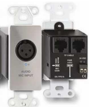 Radio Design Labs DS-TPS1A Active Single-Pair Audio Sender Module DS-TPS1A