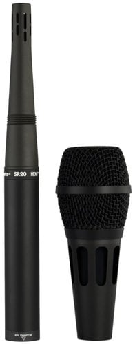 Earthworks SR20 Cardioid Condenser Vocal Microphone with Windscreen SR20