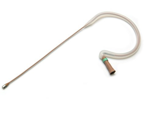 Countryman E6IDW5C-AT E6i Earset Microphone for Audio-Technica wireless, Cocoa E6IDW5C-AT