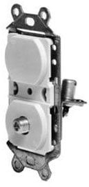 Blonder-Tongue V-3889 VersaTap Wall Outlet with 1 Tap Output V-3889