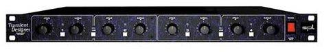 SPL Sound Performance Lab TRANSIENT-DESIGNER-4 Envelope Modeling, 4-ch, XLR TRANSIENT-DESIGNER-4