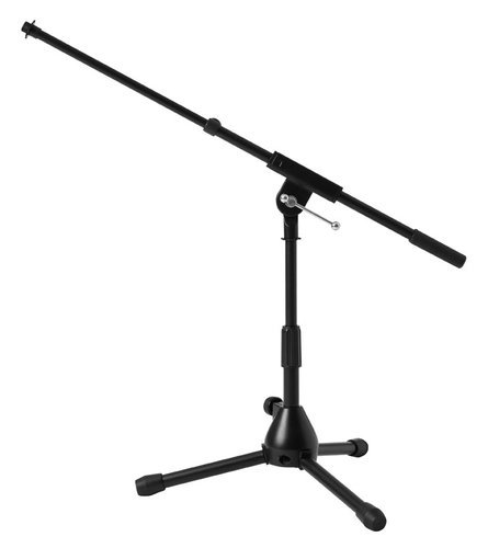 Ultimate Support JS-MCTB50 Short Microphone Stand with Telescoping Boom Arm and Tripod Base JS-MCTB50