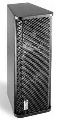 Bag End TA6002-R  Speaker, Portable W/ Stand Adapter TA6002-R