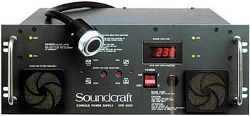 Soundcraft RW8022 Power supply with Link, CPS275 RW8022