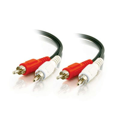 Cables To Go 40467-CTG  Cable, RCA 50ft Value Series  40467-CTG