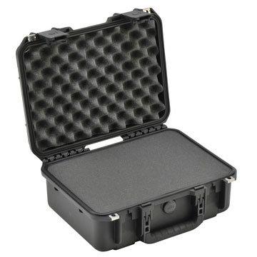 "SKB Cases 3I-1510-6B-C Molded Case, Mil-Std.,15""x10""6"" with Cubed Foam 3I-1510-6B-C"