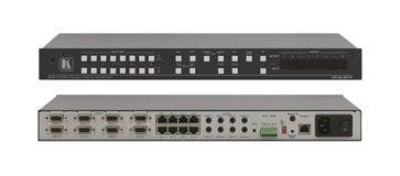 Kramer VP-8X8TP 8x8 Computer Graphics Video & Stereo Audio over Twisted Pair Matrix Switcher VP8X8TP