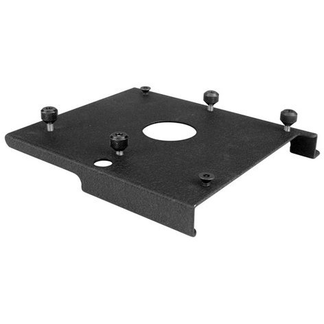Chief Manufacturing SLB278 RPA Interface Bracket, Custom, Black SLB278