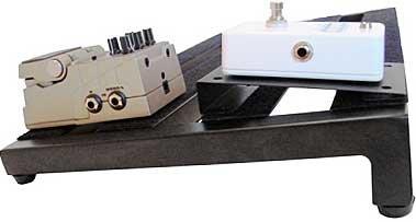 """pedaltrain PT-PB3 10""""x5.5""""x1"""" Triple Pedal Booster PTPB3"""