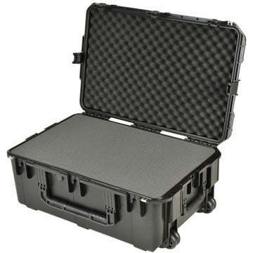 """SKB Cases 3I-2918-10BC Case Molded 29""""x18""""x14""""  With Foam 3I-2918-10BC"""