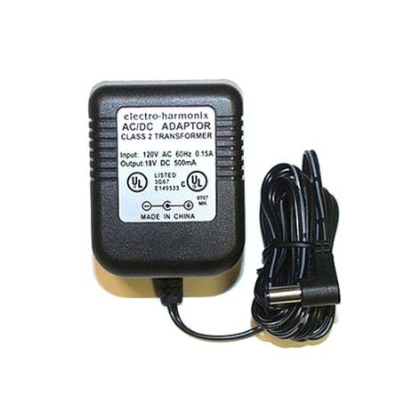 Electro-Harmonix US18DC-500 Power Supply for Electro-Harmonix Pedals US18DC-500