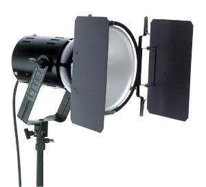 "Smith Victor Corp BD80 Barndoor, Filter Holder Combom for 8"" Lights BD80"