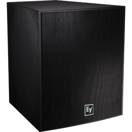 "Electro-Voice EVF1181S-WHITE Single Front Loaded Subwoofer, 18"" EVF1181S-WHITE"