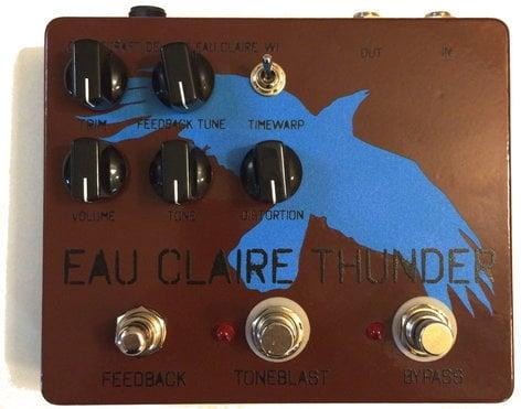 Dwarfcraft Devices Eau Claire Thunder Fuzz Pedal EAU-CLAIRE-THUNDER