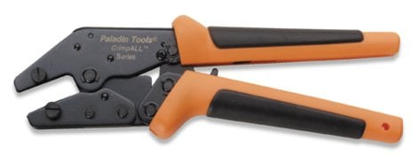 Paladin Tools PA8000 CrimpALL Ratchet Crimp Tool, Frame Only PA8000