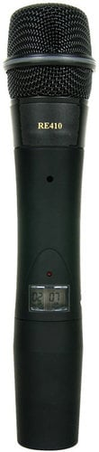 Electro-Voice HTU2C-510-301787A1 1112 Channel Handheld Transmitter with RE510 Head HTU2C-510-301787A1