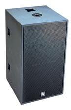 """Electro-Voice QRx-218S Black Dual 18"""" Subwoofer Rig QRX-218S-BLK/RIG"""