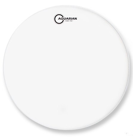 "Aquarian TCFOR16 16"" Force Ten Coated Drum Head TCFOR16"