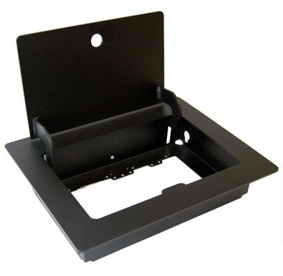 Ace Backstage Co. 145SL-BK Steel Table Top Pocket 145SL-BK