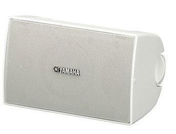 Yamaha VS4W 1 Pair of 70V Surface Mount Speakers in White - 30 Watt @ 8 Ohms VS4W-CA