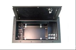 Ace Backstage Co. 144SL-BK Super Double Wide Stage Pocket, for Roland S-0808 144SL-BK