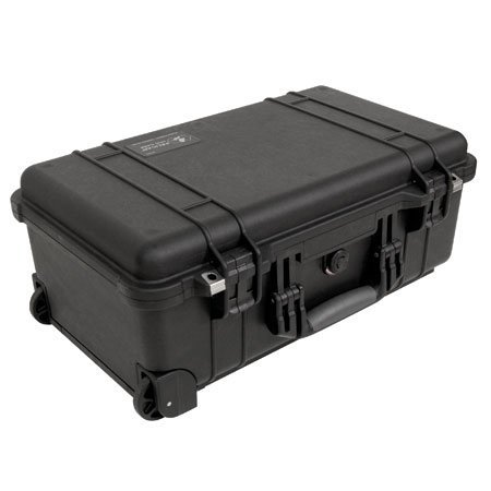 Pelican Cases 1510NF Carry-On Case WITHOUT Foam PC1510NF