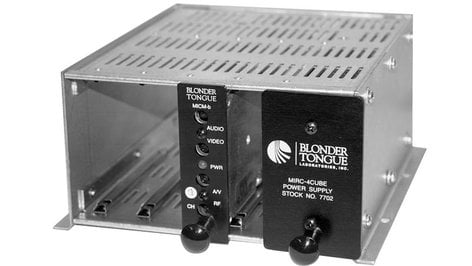 Blonder-Tongue MIRC-4CUBE-PS Power Supply, Cube, HE-4 Series 7702 MIRC-4CUBE-PS