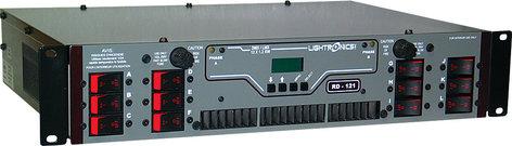 Lightronics Inc. RD-121 12 Channels x 1200W Rack Mount Dimmer RD-121