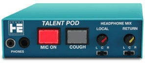Henry Engineering TALENT-POD Mic and Headphone Controller  TALENT-POD