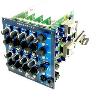 Radial Engineering WM8 Add-On Mixer Module for WR8 Frame WM8