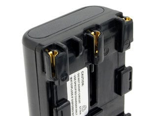 Interstate Battery CAM1210 7.2 Replacement Sony Battery CAM1210