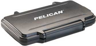 Pelican Cases 0945 Memory Card Case for up to 6 Flash Cards PC0945