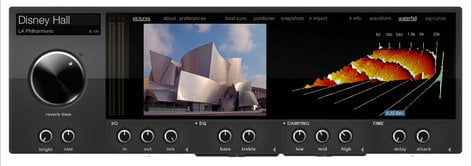 Audio Ease ALTIVERB-7-XL Software, 7.0 XL ALTIVERB-7-XL
